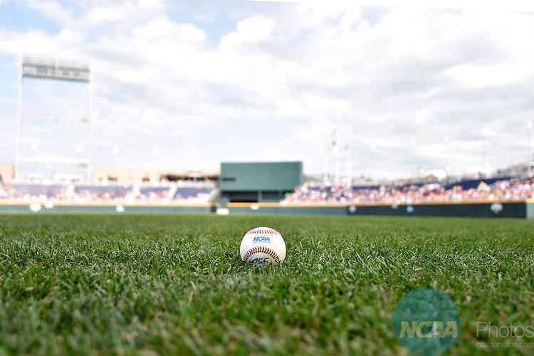 23 JUN 2015: The University of Virginia takes on Vanderbilt University during the Division I Men's Baseball Championship held at TD Ameritrade Park in Omaha, NE. Virginia defeated Vanderbilt 3-0 in game two of the best of three series. Justin Tafoya/NCAA Photos