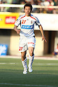 Manabu Saito (Ehime FC), MAY 8th, 2011 - Football : 2011 J.League Division 2 match between Shonan Bellmare 1-1 Ehime FC at Hiratsuka Stadium in Kanagawa, Japan. (Photo by Kenzaburo Matsuoka/AFLO).