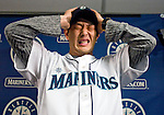 Hasashi Iwakuma, Seattle Mariner Pitcher
