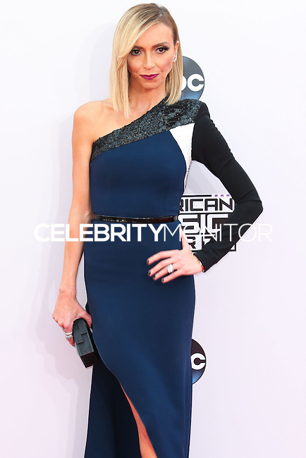 LOS ANGELES, CA, USA - NOVEMBER 23: Giuliana Rancic arrives at the 2014 American Music Awards held at Nokia Theatre L.A. Live on November 23, 2014 in Los Angeles, California, United States. (Photo by Xavier Collin/Celebrity Monitor)