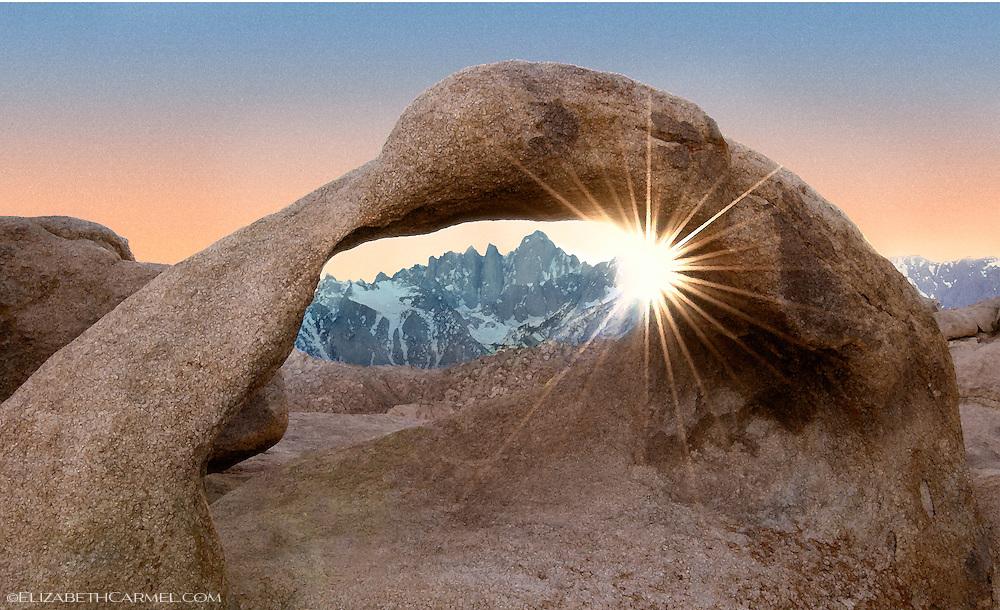 Mt. Whitney Sunset