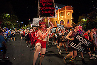 No Pride in Detention, Sydney Mardi Gras 05.03.2016
