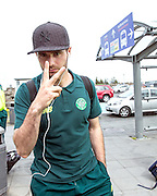 21.07.2015 Celtic arrive in Iceland