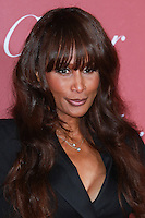 PALM SPRINGS, CA, USA - JANUARY 03: Beverly Johnson arrives at the 26th Annual Palm Springs International Film Festival Awards Gala Presented By Cartier held at the Palm Springs Convention Center on January 3, 2015 in Palm Springs, California, United States. (Photo by David Acosta/Celebrity Monitor)