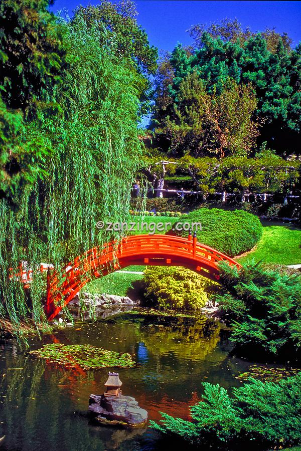 Huntington Gardens Botanical Gardens Pasadena Ca