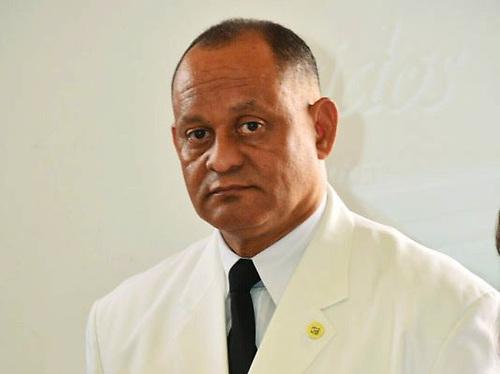 Isidro Rosario, regidor del PRM
