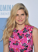 New York,NY-June 25: Lake Bell Attends Premiere of THE SECRET LIFE OF PETS at David H. Koch Theater, Lincoln Center on June 25, 2016 in New York . @John Palmer / Media Punch
