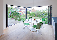 Belgrave Gardens Residence, London. Krause Architects