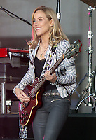 NEW YORK, NY - APRIL 19: Sheryl Crow pictured at NBC's Today Show in New York City on April 19, 2017. <br /> CAP/MPI/RW<br /> &copy;RW/MPI/Capital Pictures