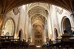 San Marcos Hotel Church, Leon, Spain