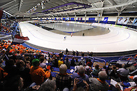 SPEED SKATING: CALGARY: Olympic Oval, 08-03-2015, ISU World Championships Allround, Sven Kramer, ©foto Martin de Jong