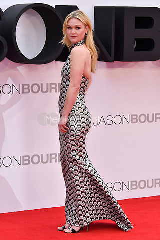 Julia Stiles at Jason Bourne UK film premiere,the fifth instalment in the Bourne franchise, at Odeon Leicester Square, London, England 11 July 2016.<br /> CAP/JOR<br /> &copy;JOR/Capital Pictures /MediaPunch ***NORTH AND SOUTH AMERICAS ONLY***