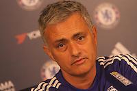 NOV 20 Jose Mourinho attends Chelsea press conference