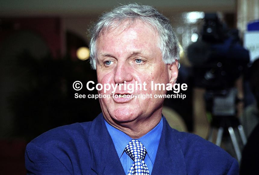 Joe Ashton, Labour MP, Britain, 199810119/JA..Copyright Image from Victor Patterson, 54 Dorchester Park, Belfast, UK, BT9 6RJ..Tel: +44 28 9066 1296.Mob: +44 7802 353836.Voicemail +44 20 8816 7153.Skype: victorpattersonbelfast.Email: victorpatterson@mac.com.Email: victorpatterson@ireland.com (back-up)..IMPORTANT: If you wish to use this image or any other of my images please go to www.victorpatterson.com and click on the Terms & Conditions. Then contact me by email or phone with the reference number(s) of the image(s) concerned.