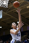 31 December 2015: Duke's Rebecca Greenwell. The Duke University Blue Devils hosted the University of North Carolina Wilmington Seahawks at Cameron Indoor Stadium in Durham, North Carolina in a 2015-16 NCAA Division I Women's Basketball game. Duke won the game 78-56.