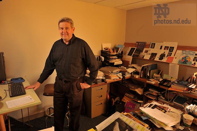 ND Magazine Staff portraits for ND Magazine website ..Photo by Matt Cashore/University of Notre Dame