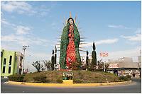 Profusa Guadalupana Ecatepec, Estado de Mexico, April 19, 2007