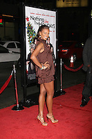 "Eva Marcille  arriving at the Premiere of ""Nothing Like the Holidays"" at the Grauman's Chinese Theater in Hollywood, CA.December 3, 2008.©2008 Kathy Hutchins / Hutchins Photo....                ."