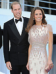 ARK 10th Anniversary Gala Dinner, Kensington Palace, London.Prince William and Catherine, Duchess of CambridgeLondon, England. .© Antony Jones...Data Center Dynamics 2012 Sailing Challenge.