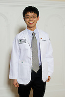 White Coat Ceremony, class of 2015. Jason Hao.