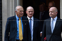 05.09.2012 - 10 Downing Street: First Cabinet Meeting after the Reshuffle