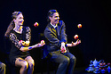 London, UK. 22.04.2014. Gandini Juggling present SMASHED at the Udderbelly, Southbank. Smashed is a mix of skills and theatricality with nine jugglers, four crockery sets and 80 apples and takes its inspiration from the work of Pina Bausch. Photograph © Jane Hobson.