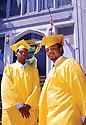 Arthur Jones and Wyatt Diaz graduate top of class at John McDonogh High School, 2005