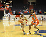 Ole Miss' Shantell Black (11) vs. Auburn in women's college basketball at the C.M. &quot;Tad&quot; SMith Coliseum in Oxford, Miss. on Thursday, February 25, 2010.