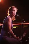 Anika Larsen performs at Birdland