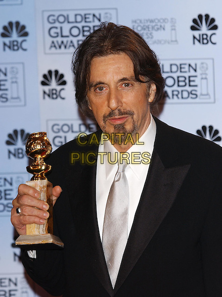 AL PACINO.61st Annual Golden Globe Awards.25 January 2004.award winner .www.capitalpictures.com.sales@capitalpictures.com.©Capital Pictures.