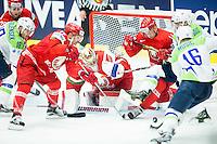 "20150502: CZE, Ice Hockey - 2015 IIHF Ice Hockey World Champion""ship, Day 2"