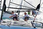 United StatesSirena SL16OpenCrewUSAAB167AndersonBrunsvold<br /> United StatesSirena SL16OpenHelmUSAMB201Mark Brunsvold<br /> Day3, 2015 Youth Sailing World Championships,<br /> Langkawi, Malaysia