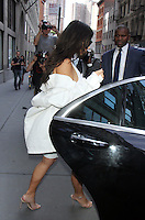 NEW YORK, NY-September 02: Kim Kardashian sighting at Gym in New York. NY September 02, 2016. Credit:RW/MediaPunchI