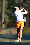 16 October 2016: Tennessee's Hannah Pietila. The Final Round of the 2016 Ruth's Chris Tar Heel Invitational NCAA Women's Golf Tournament hosted by the University of North Carolina Tar Heels was held at the UNC Finley Golf Club in Chapel Hill, North Carolina.