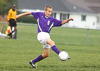 Boys Soccer vs Northwestern REGIONAL 10-13-11