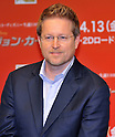 "Andrew Stanton, Apr 02, 2012 : Tokyo, Japan :Director Andrew Stanton attends a press conference for the film ""John Carter"" in Tokyo, japan, on April 2, 2012.the film will open on April 13 in Japan."