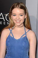 Jade Pettyjohn<br /> at &quot;The Space Between Us&quot; Los Angeles Special Screening, Arc;light, Hollywood, CA 01-17-17<br /> David Edwards/DailyCeleb.com 818-249-4998