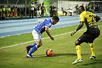 Alianza Petrolera venció como local 2-0 a Millonarios. Fecha 11 Liga Águila I-2017.