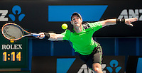 Andy Murray (GBR)<br /> <br /> Tennis - Australian Open 2015 - Grand Slam -  Melbourne Park - Melbourne - Victoria - Australia  - 19 January 2015. <br /> &copy; AMN IMAGES