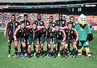 D.C. United Starting Eleven. The Columbus Crew defeated D.C. United  2-1, at RFK Stadium, Saturday March 23, 2013.