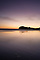 Castlepoint lighthouse evening silhouette, Coastal Wairarapa, New Zealand