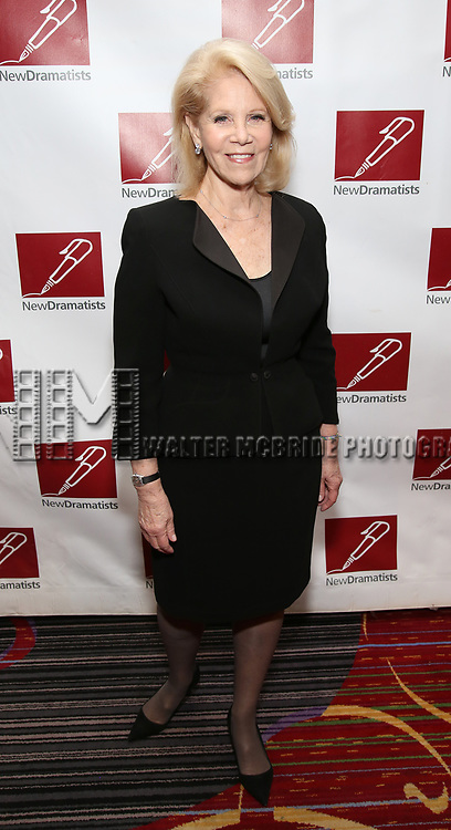 Daryl Roth attends The New Dramatists' 68th Annual Spring Luncheon at the Marriott Marquis on May 16, 2017 in New York City.