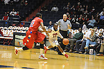 Ole Miss'S Chris Warren vs. Dayton in Oxford, Miss. on Saturday, November 20, 2010. Dayton won in overtime.