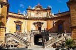 Garden of Baroque Villa Palagonia, Baghera Sicily Pictures, photos, images & fotos
