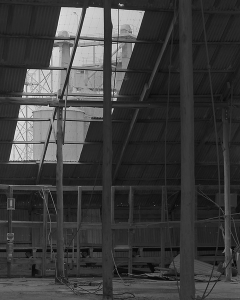 Roof With a View<br /> <br /> Open Roof &amp; Silo<br /> Murtoa Stick Shed