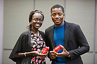 July 20, 2014; YALI Fellows and Coca Cola (Photo by Barbara Johnston/University of Notre Dame