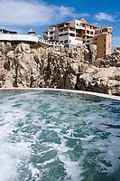 Playa Grande hotel. Press trip to Los Cabos Baja California. Mexico