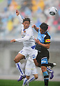Shingo Akamine (Vegalta), APRIL 23, 2011 - Football : 2011 J.LEAGUE Division 1 between Kawasaki Frontale 1-2  Vegalta Sendai at Kawasaki Todoroki Stadium, Kanagawa, Japan. (Photo by Atsushi Tomura /AFLO SPORT) [1035]