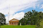 Arlington House, Robert E. Lee Memorial, Arlington National Cemetery, Arlington, Virginia