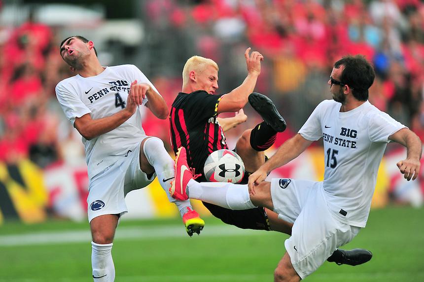 Maryland Terrapins vs. Penn State - NCAA Soccer, September 18, 2016